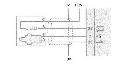 sonde lambda universelle 4 fils bosch goulotte protection cable exterieur. Black Bedroom Furniture Sets. Home Design Ideas