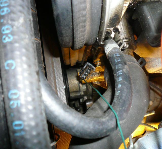 1996 Mazda Millenia Camshaft: Capteur De Position De Vilebrequin